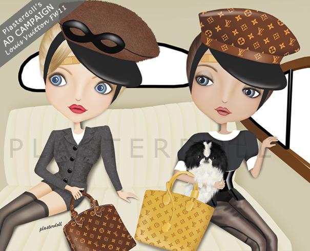 Plasterdoll-Ad-Campaign-Louis-Vuitton-1